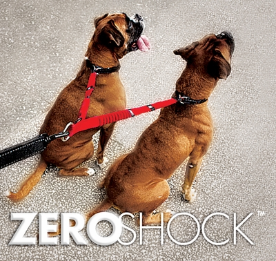 Zero Shock Two Dog Bungee Coupler