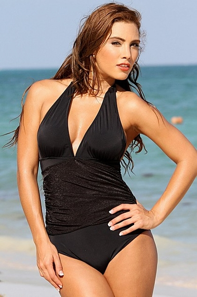 Ujena J112 Body and Soul 1-PC Sexy Swimsuit