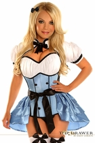 Daisy TD-106 Top Drawer 4 PC Alice Costume
