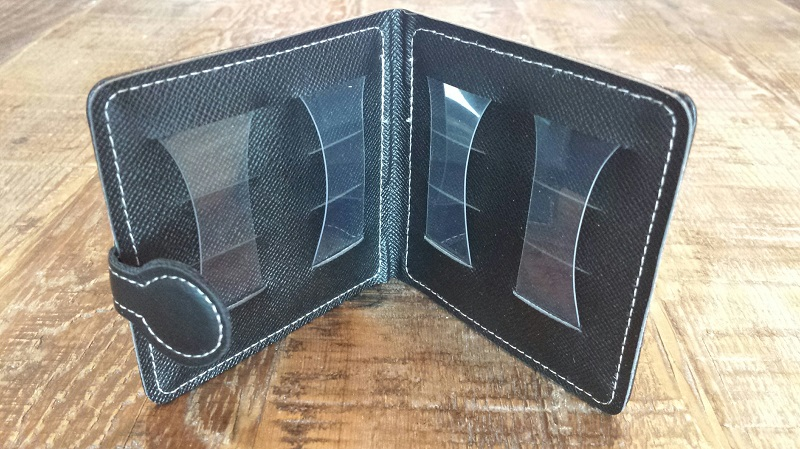 Leather Guitar Pick Wallet