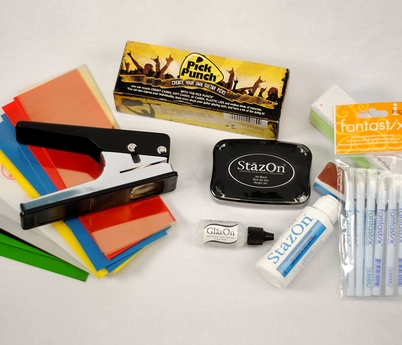 The Pick Punch Kit  THE PERFECT GIFT!