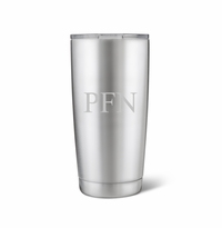 Húsavík 20 oz. Stainless Steel Double Wall Insulated Tumbler