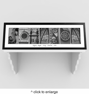 Architectural Elements II-III Name Prints - click to enlarge