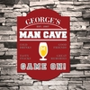 Personalized Classic Tavern Bar Signs - click to enlarge