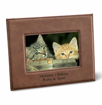 Dark Brown Picture Frame