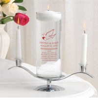 Imperial Floating Unity Candle Set (D4)