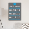 Our Love Story Canvas Print - click to enlarge
