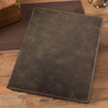 Personalize Rustic Portfolio with Notepad - click to enlarge