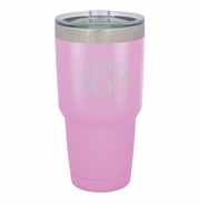 Personalized Húsavík 30 oz. Lavender Double Wall Insulated Tumbler
