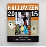 Personalized Halloween Frame