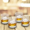 Personalized Lowball Glasses - Set of 4 - click to enlarge