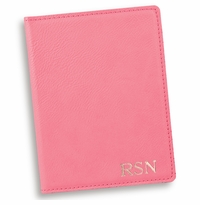Personalized Pink Passport