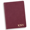 Personalized Rose Passport Holder - click to enlarge