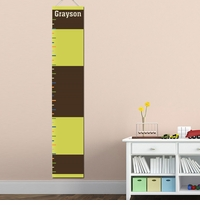 Personalized Rugby Growth Chart