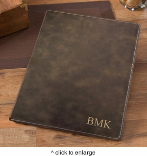 Personalized Rustic Portfolio - click to enlarge
