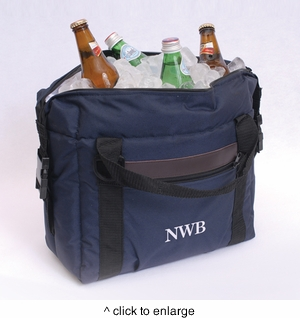 Personalized Soft-Sided Cooler - click to enlarge