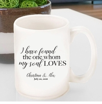 Personalized Solomon Coffee Mug