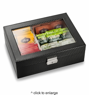 Personalized Tea Box - click to enlarge