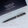 Personalized Waterford® Arcadia Ballpoint Pen - click to enlarge