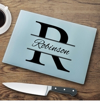 Stamped Design Cutting Board