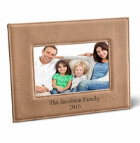 Tan Picture Frame