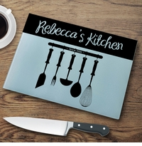 Utensils Cutting Board