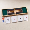 Personalized Wood Cribbage Game Set - click to enlarge