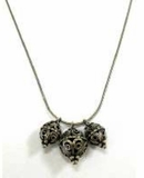 Filigree feminine triple necklace - collar filigrana