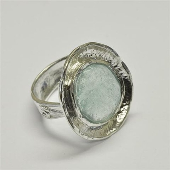 Roman Glass Rings