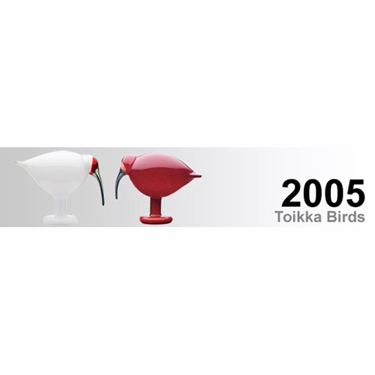 2005 Toikka Birds by iittala