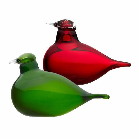 iittala Toikka 2013 Holiday Tern Set