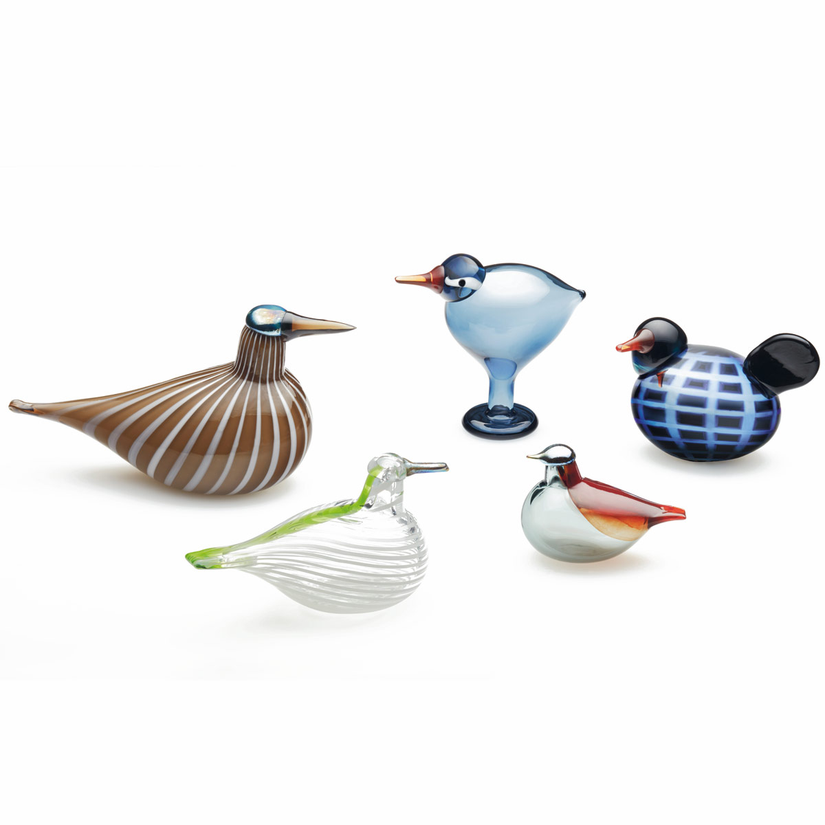 iittala toikka bird and the city set  limited edition toikka  - iittala toikka bird and the city set  click to enlarge