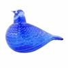 iittala Toikka Blue Bird & Ruby Bird Set