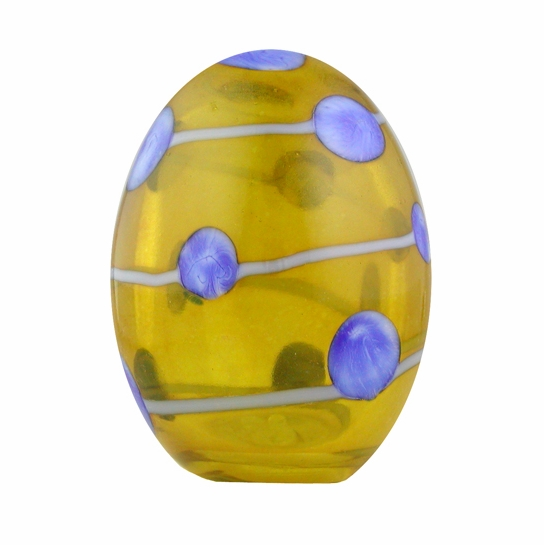 iittala Toikka Blue Scaup Egg - 2004 Egg