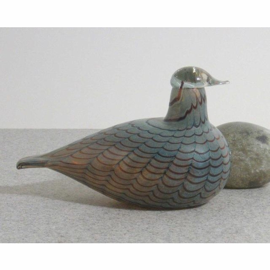 iittala Toikka Brown Partridge