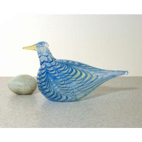 iittala Toikka Cloud Tern 2007 Annual Bird