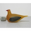 iittala Toikka Golden Dove 2001 Annual Bird