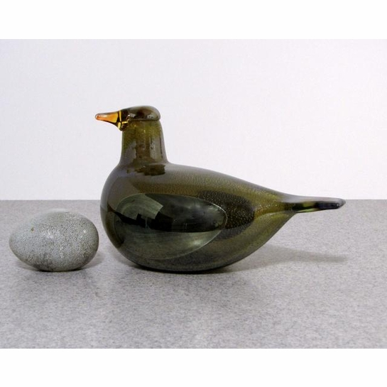 iittala Toikka Green Dove