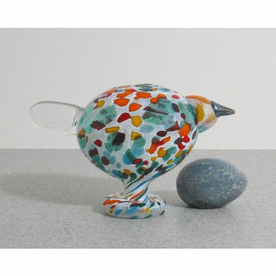 iittala Toikka Indian Fowl