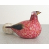 iittala Toikka Matte Pine Grosbeak (Male)