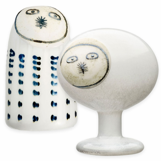 iittala Toikka Polar Night Owl Set