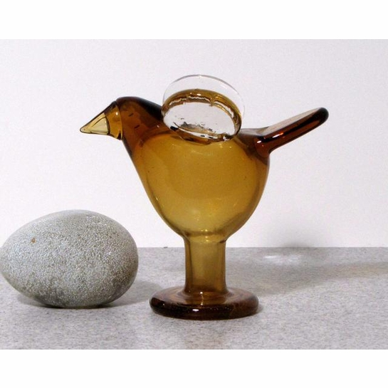 iittala Toikka Standing Brown Flycatcher