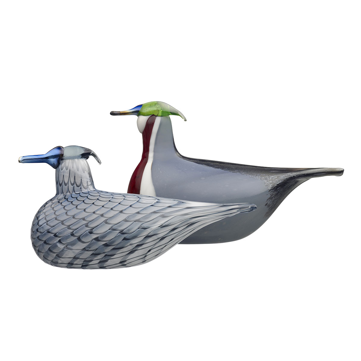Finland Glass Birds