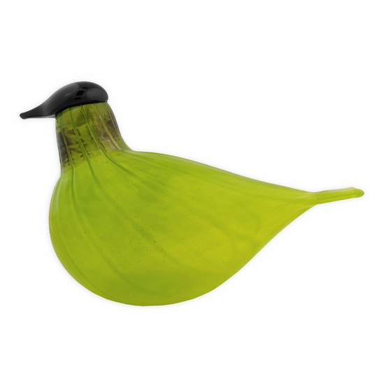Museum of Glass Toikka Green MEK Bird