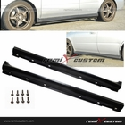 02-07 Subaru Impreza STI PU Body Side Skirts Kit