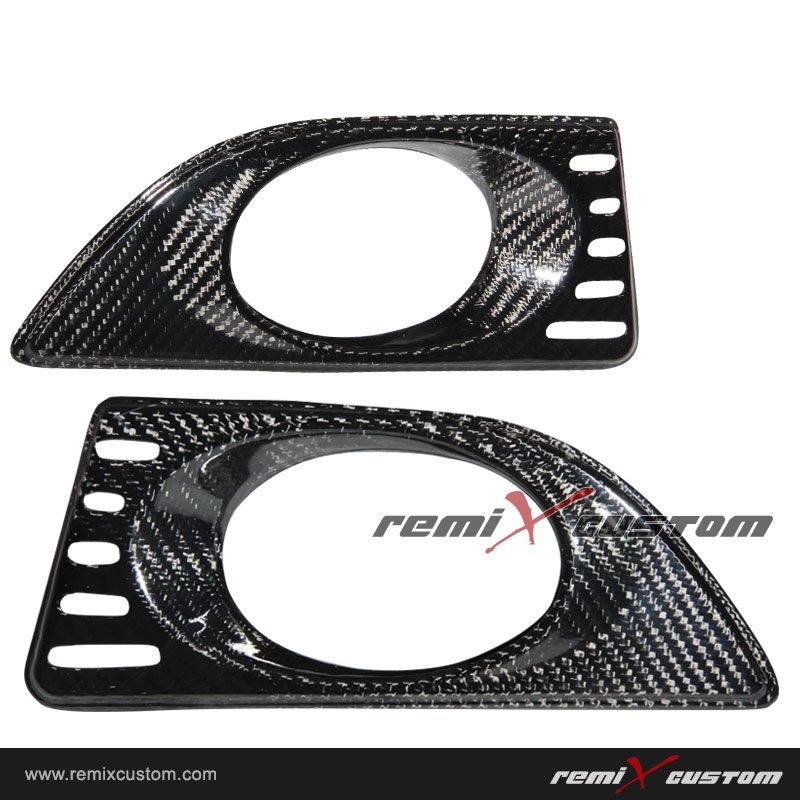 05-06 Acura RSX Carbon Fiber Fog Lamp Light Covers