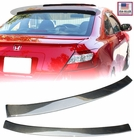 06-11 Honda Civic 2 Door Coupe Carbon Fiber Rear Roof Visor Spoiler Wing