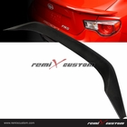 13-14 Scion FR-S / Subaru BRZ PU Rear Trunk Spoiler Wing