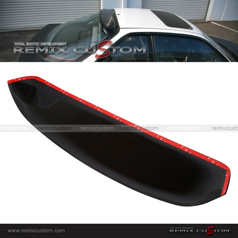 Acura Integra Dr Hatchback Hic Rear Roof Window Visor Spoiler on 1993 Acura Integra Interior Door Handle