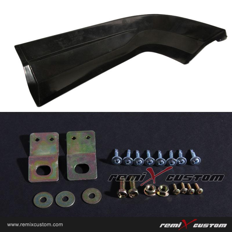98-01 Acura Integra 2DR Hatchback Type R Style PU Rear